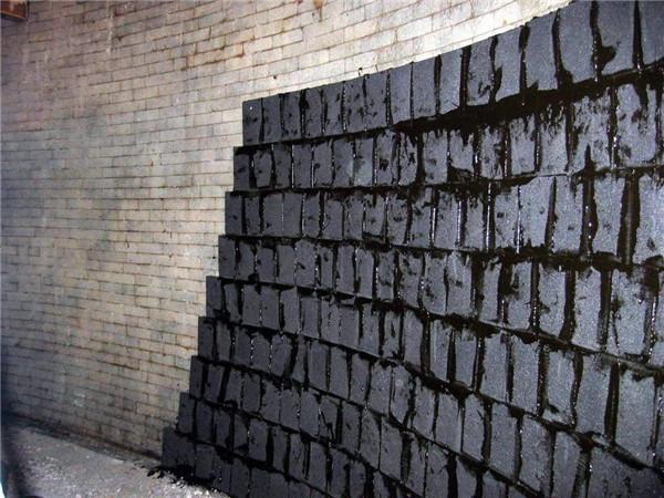 烟囱内壁贴砖